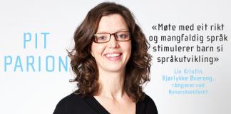 Liv Kristin Bjørlykke Øvereng, rådgjevar ved Nynorsksenteret
