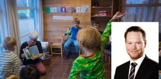 Magnus The er statssekretær i Kunnskapsdepartementet. Foto: Ingunn Gjærde/KD