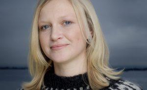 Maria Parr blir ein del av Nynorsk lesedøgn. Foto: Agnete Brun
