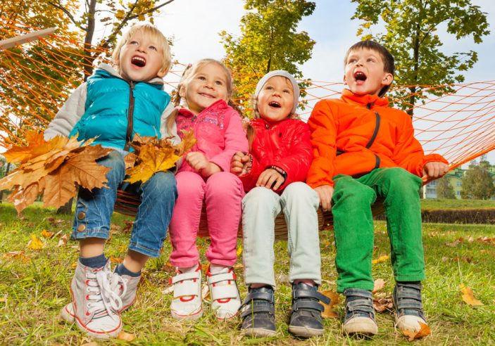 Ny forsking frå Høgskolen i Oslo og Akershus viser lite variasjon i songane som vert sunge i barnehagen. Foto: Colourbox