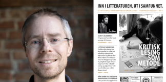 Bjarte Bakken har vore redaktør for den nye utgjevinga.