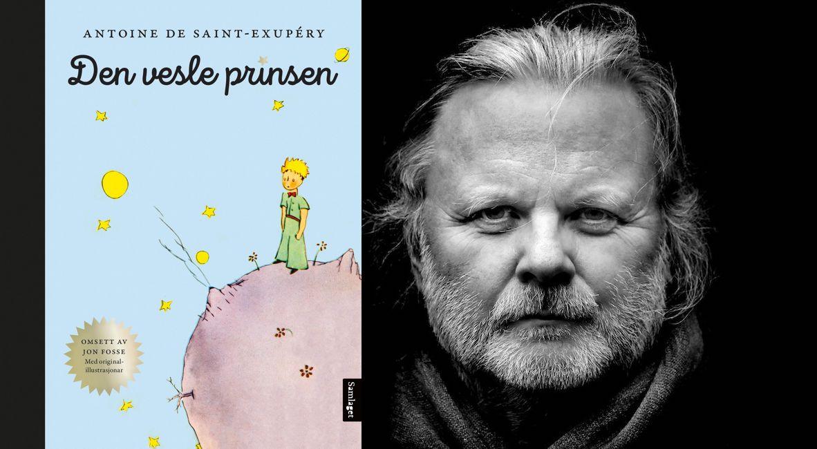 Jon Fosse er aktuell med ny omsetjing til nynorsk av verdsklassikar. Foto: Tom A. Kolstad, Samlaget